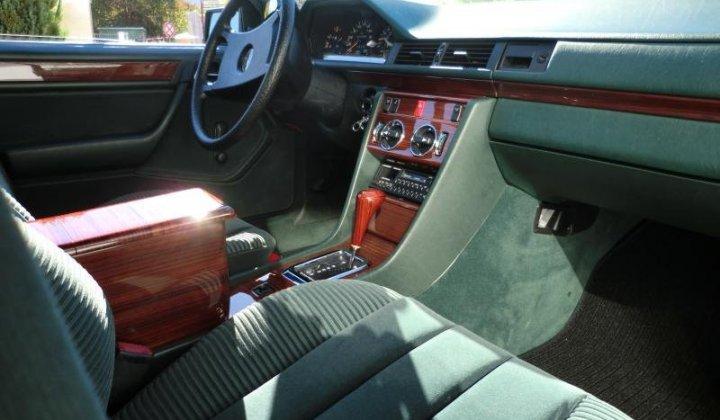 Mercedes W124 005