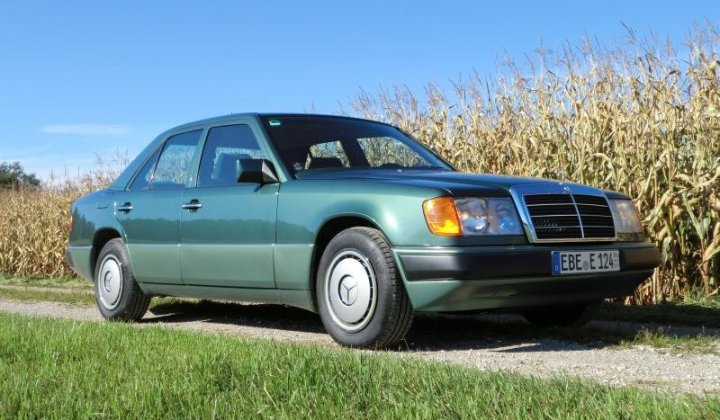 Mercedes W124 063