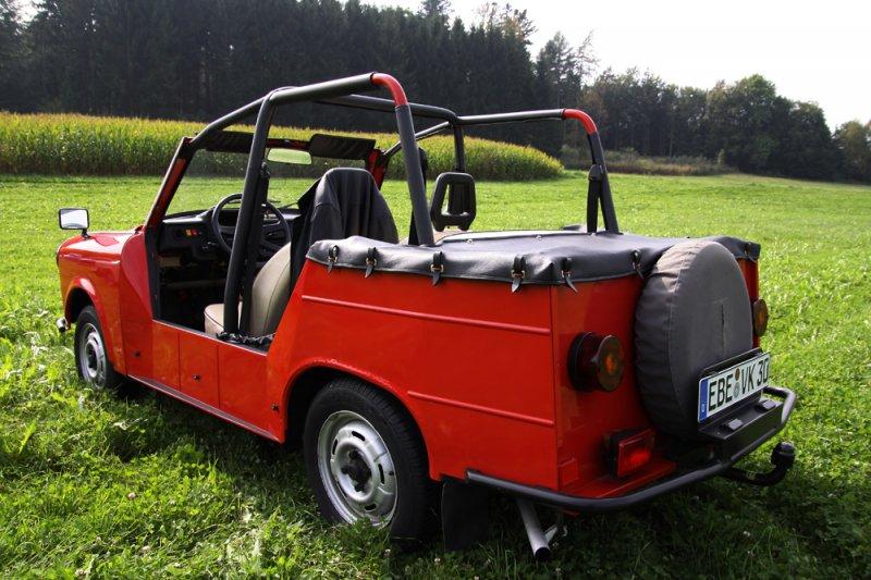 zeitenmobile trabant 1 1 tramp. Black Bedroom Furniture Sets. Home Design Ideas