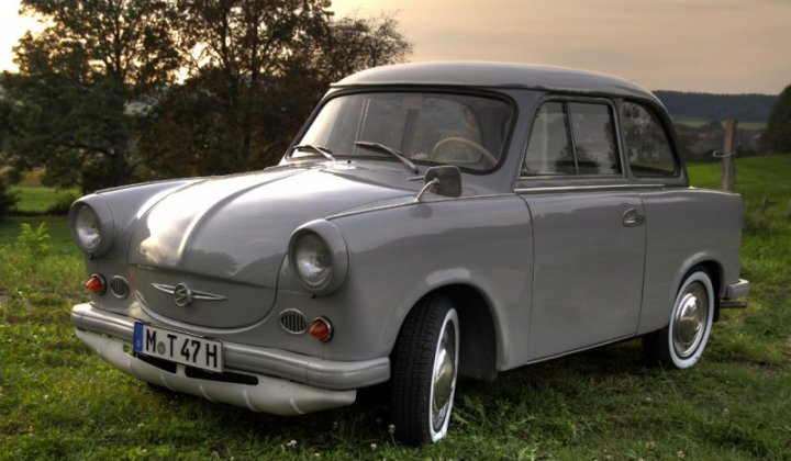 Trabant P60, Bj. 1963