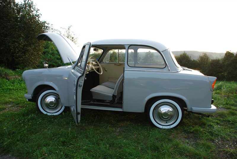 Zeitenmobile 187 Trabant P60 Bj 1963