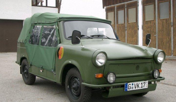 Trabant P601 Kübel