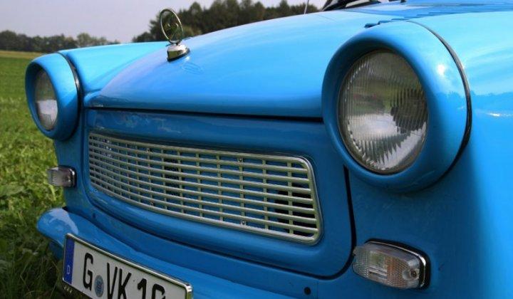 Trabant P601 Pickup