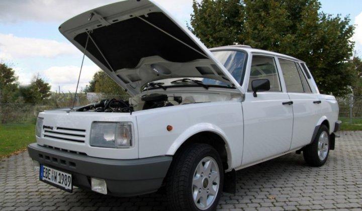Wartburg 1.3 Limousine