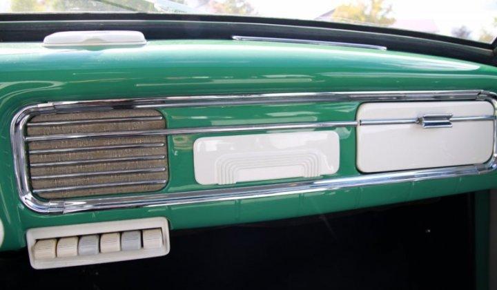 Wartburg 311, Bj. 1961