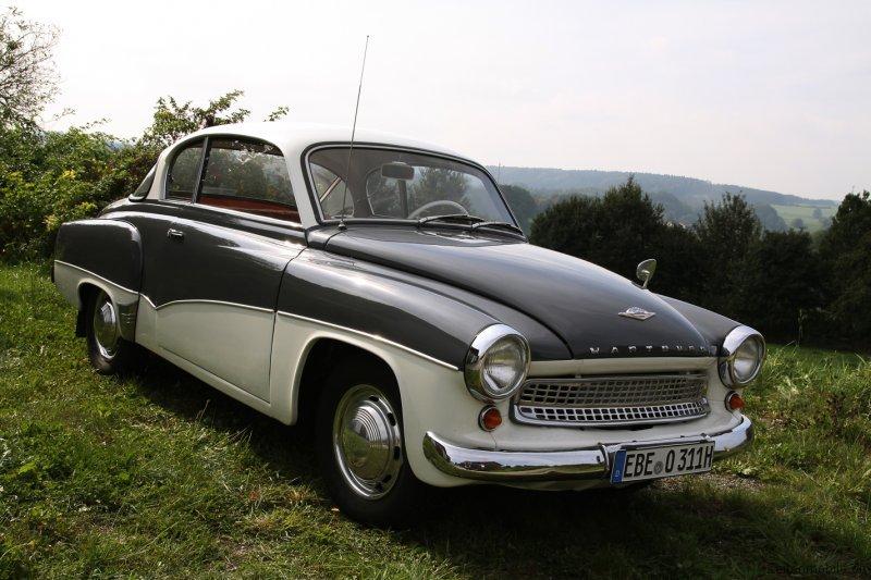 Zeitenmobile 187 Wartburg 311 Coupe