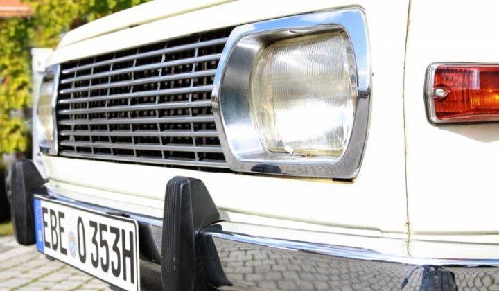 Wartburg 353, Bj. 1974