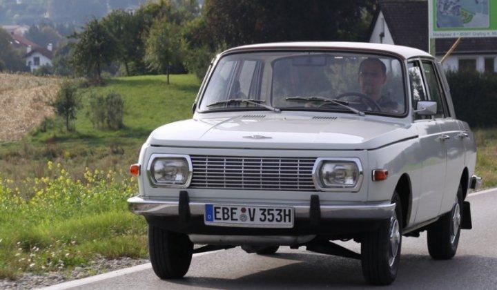 Wartburg 353, Bj 1976